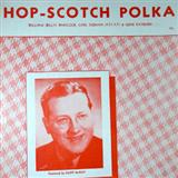 Hop-Scotch Polka Partitions