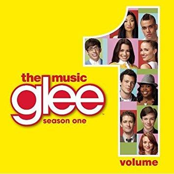 Glee Cast Don't Rain On My Parade cover art