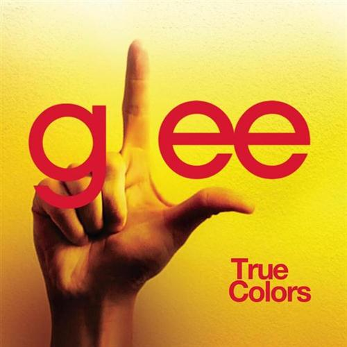 Glee Cast True Colors cover art