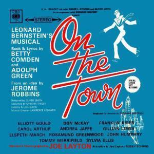 Leonard Bernstein Some Other Time (from On The Town) cover art