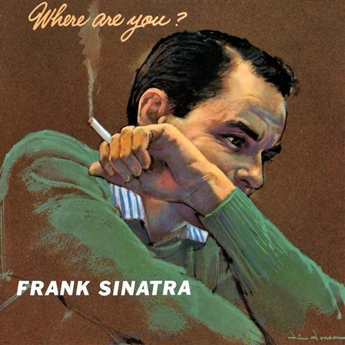 Frank Sinatra The Night We Called It A Day cover art