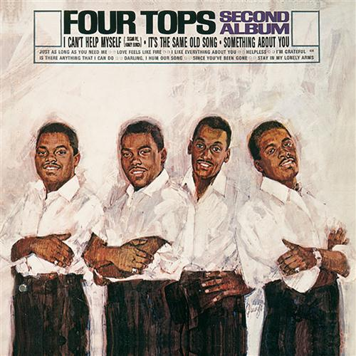 The Four Tops I Can't Help Myself (Sugar Pie, Honey Bunch) cover art