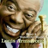 What A Wonderful World (arr. Mark Hayes) sheet music by Louis Armstrong