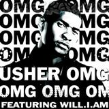OMG (feat. will.i.am) sheet music by Usher