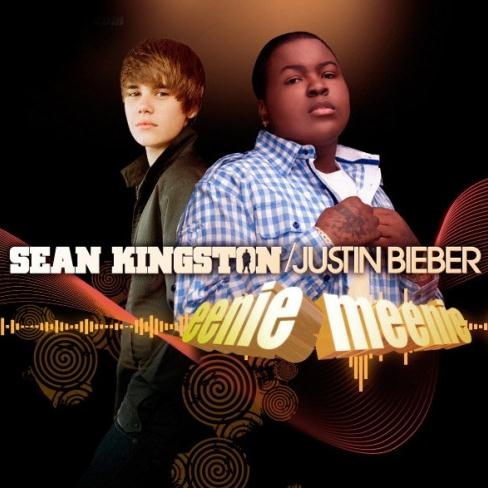 Sean Kingston & Justin Bieber Eenie Meenie cover art