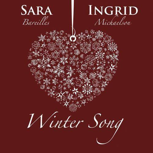 Sara Bareilles Winter Song (arr. Mac Huff) cover art