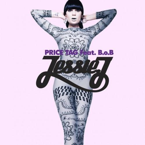 Jessie J Price Tag (feat. B.o.B) cover art
