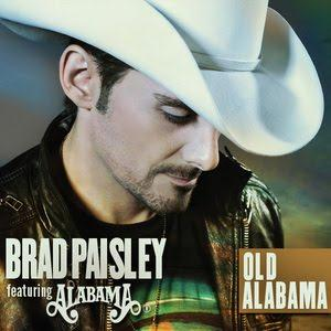 Brad Paisley Old Alabama (feat. Alabama) cover art