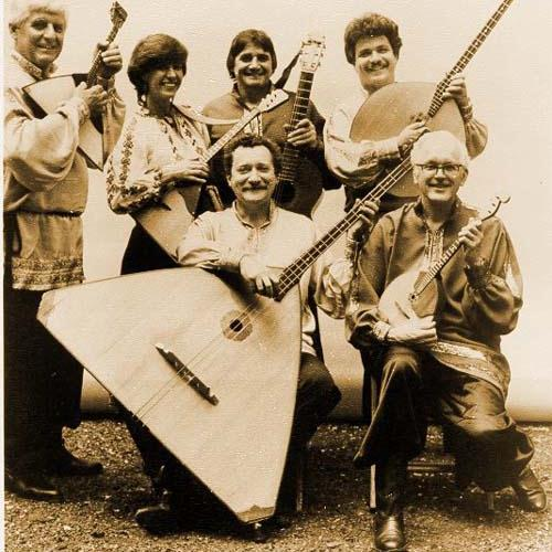 Teddi Schwartz Tum Balalaika (Play the Balalaika) cover art