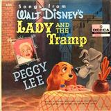 He's A Tramp sheet music by Peggy Lee