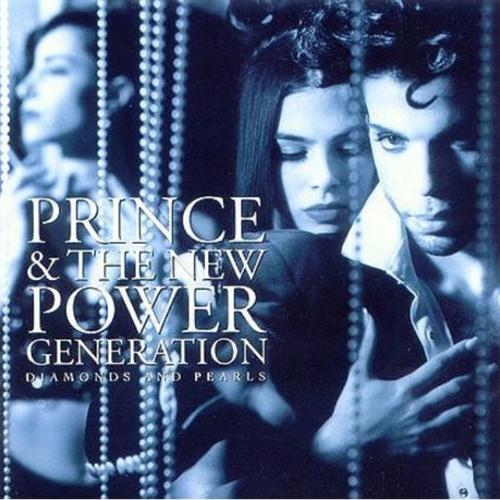Prince Diamonds And Pearls cover art