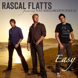 Rascal Flatts feat. Natasha Bedingfield Easy cover art