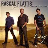 Easy (Rascal Flatts - Nothing Like This) Partituras Digitais
