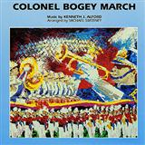 Colonel Bogey March sheet music by Kenneth J. Alford