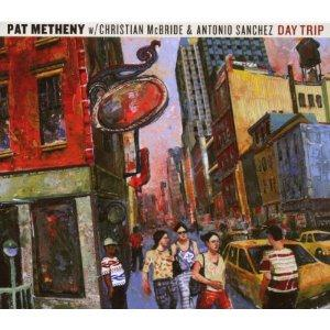 Pat Metheny The Red One cover art