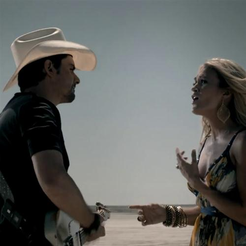 Brad Paisley & Carrie Underwood Remind Me cover art