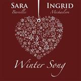 Winter Song sheet music by Sara Bareilles