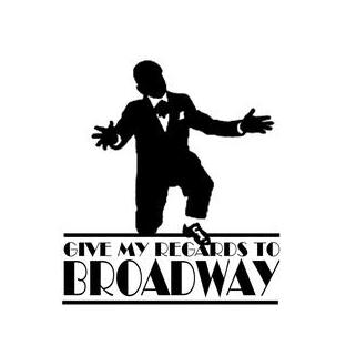 Showtune Give My Regards To Broadway cover art
