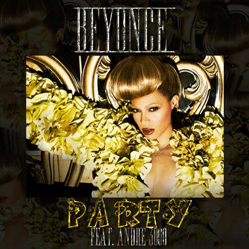 Beyoncé Party (feat. Andre 3000) cover art