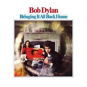 Bob Dylan Mr. Tambourine Man cover art