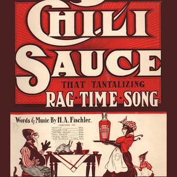 H.A. Fischler Chili-Sauce cover art