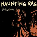 Haunting Rag sheet music by Julius Lenzberg