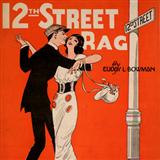 Twelfth Street Rag sheet music by Euday L. Bowman