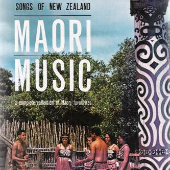 Traditional Maori Folk Song Tutira Mai cover art