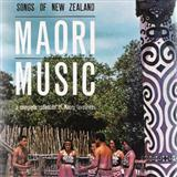 Tutira Mai sheet music by Traditional Maori Folk Song