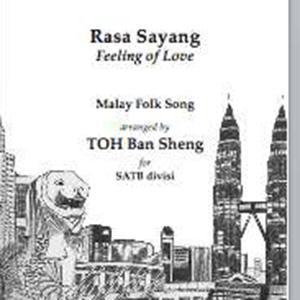 Malaysian Folksong Rasa Sayang Eh (Oh, To Be In Love) cover art