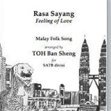 Rasa Sayang Eh (Oh, To Be In Love) sheet music by Malaysian Folksong