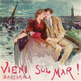 Vieni Sul Mar sheet music by Italian Folksong