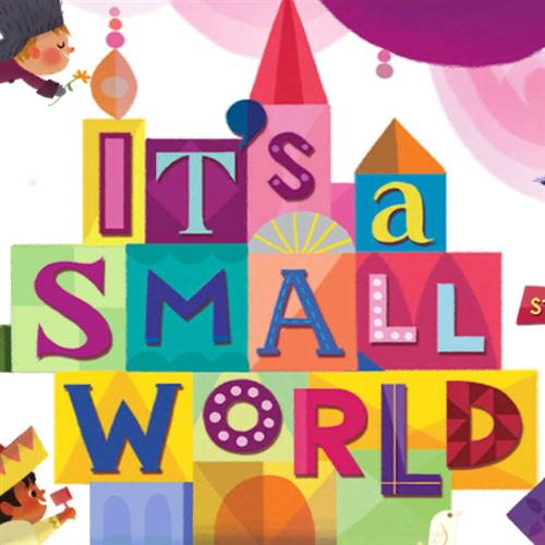 Sherman Brothers It's A Small World cover art