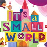 It's A Small World sheet music by Sherman Brothers