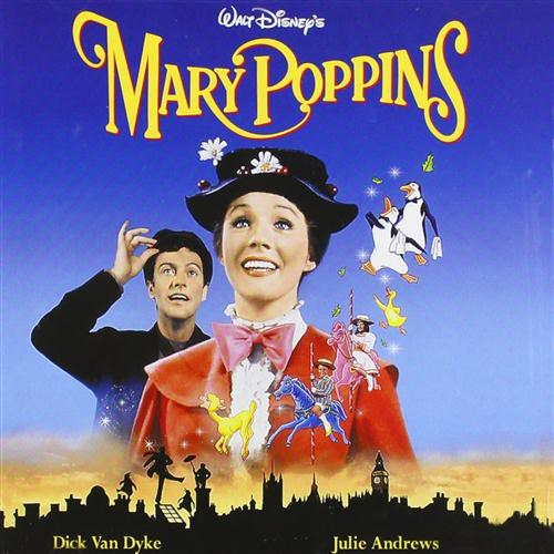 Julie Andrews Supercalifragilisticexpialidocious cover art