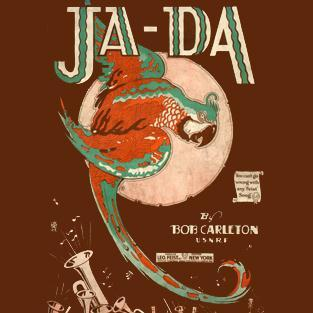 Bob Carleton Ja-Da (arr. Paris Rutherford) cover art