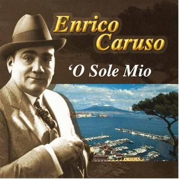 Giovanni Capurro 'O Sole Mio cover art