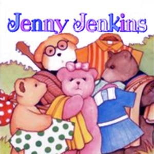 Folk Song Jenny Jenkins cover art