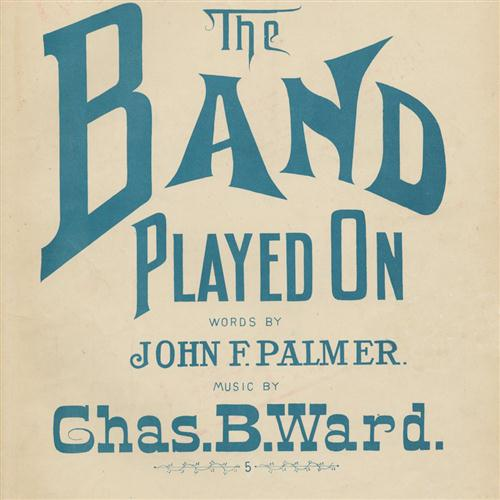 Charles B. Ward The Band Played On cover art