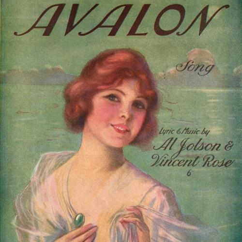 Al Jolson Avalon cover art