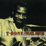 "(They Call It) Stormy Monday (Stormy Monday Blues) sheet music by Aaron ""T-Bone"" Walker"