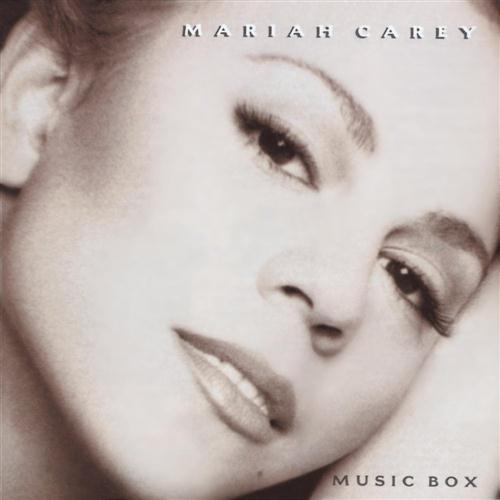 Mariah Carey Hero cover art