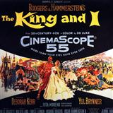 Partition piano Getting To Know You (from The King And I) de Rodgers & Hammerstein - Piano Voix Guitare (Mélodie Main Droite)