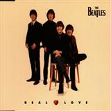 Real Love sheet music by The Beatles