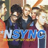 Tearin' Up My Heart sheet music by 'N Sync