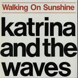Walking On Sunshine sheet music by Katrina & The Waves