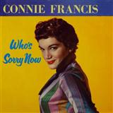 Where The Boys Are sheet music by Connie Francis