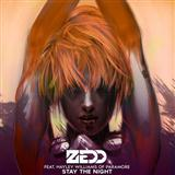 Stay The Night (Zedd) Noten