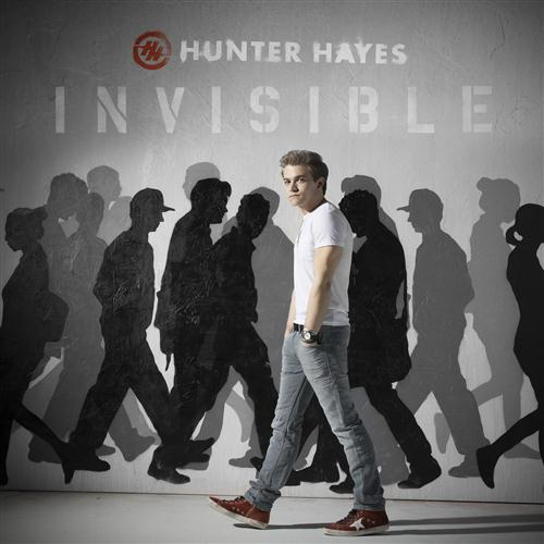 Hunter Hayes Invisible cover art