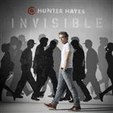 Invisible sheet music by Hunter Hayes